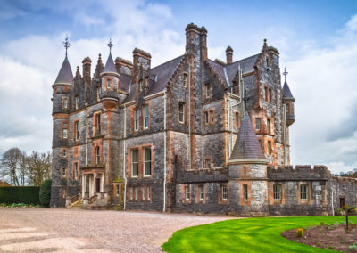 Historic Blarney Mansion at the Castle, Co. Cork