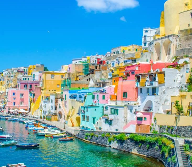 SOUTHERN ITALIAN SECRETS: Rome, Amalfi Coast, Isle of Capri, Assisi, Countryside of Umbria