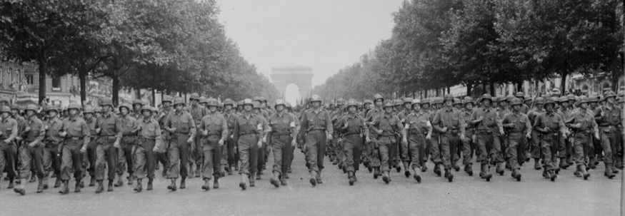 WORLD WAR II EPIC EVENTS: D Day Beaches, Battle of the Bulge, London Imperial War Museum, Bullet Train, Reims, Champagne Country, Versailles, Paris