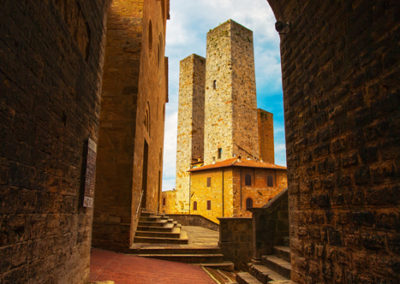 Towers of Medieval San Gimignano