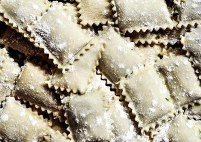 Homemade Italian Ravioli