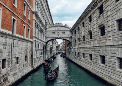 """Bridge of Sighs"""