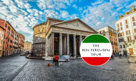 THE GRAND EVENT: Rome, Florence, Tuscany, Pompeii, San Gimingnano, Cinque Terre, Venice!!