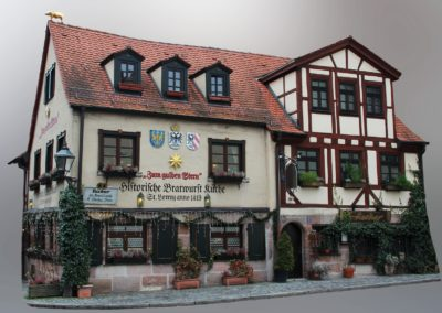 Medieval Architecture of Nuremberg