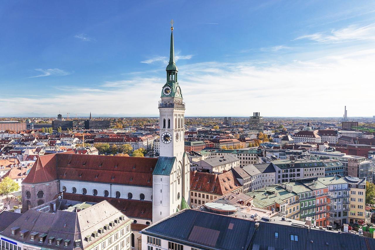 Munich Frauenkirche, Bavarian State