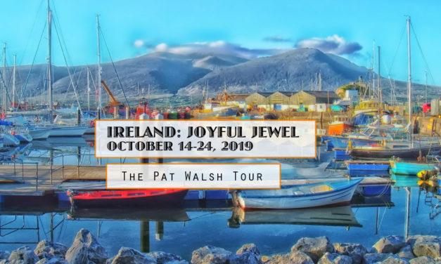 IRELAND: Galway, Connemara, Killarney, Cliffs of Moher, Dingle Peninsula, Ring of Kerry, Blarney, Kilkenny, Dublin, Book of Kells